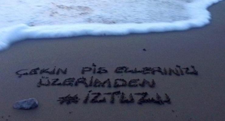 Dünyaca ünlü İztuzu Plajı'na gece baskını: Boşaltın yoksa biz boşaltmasını biliriz