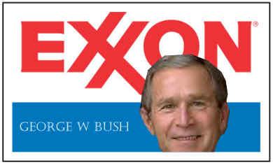 ExxonMobil'in Bush döneminde iklimbilimcilere sansürü