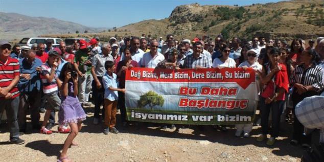 Danıştay, rapora rağmen AKP'li vekillere ait şirketin Deliçay'da HES yapmasına izin verdi
