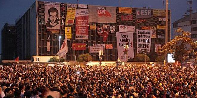 Taksim Dayanışması'ndan Gezi'nin 3. yılı için basın toplantısına çağrı