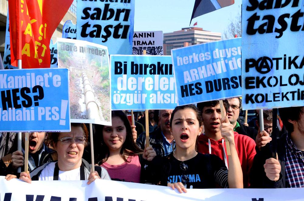 Anayasa Mahkemesi: HES'ler yaşam hakkını ihlal ediyor