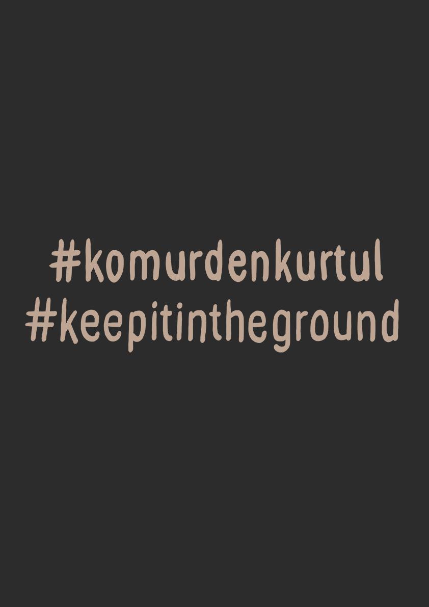 #KömürdenKurtul kampanyası başladı: Kömüre Karşı 6 Mücadele Bölgesi