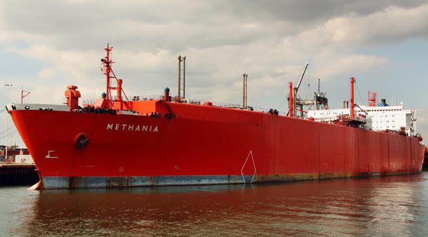 Avrupa'nın istemediği ölüm gemisi Türkiye'ye girdi