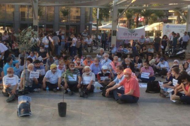 Dünya Çevre Günü'nde Aydın'da jeotermal enerji santrallerinin yarattığı çevre ve sağlık sorunlarına dikkat çekildi