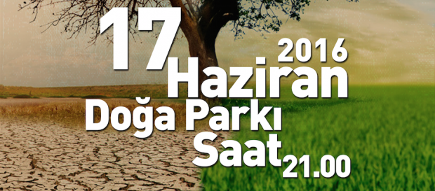 Yaşam savunucularını 17 Haziran Cuma, 21.00'de, Çekmeköy Doğa Parkı'nda buluşmaya çağırıyoruz!