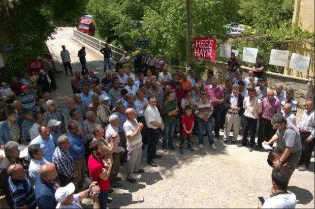 Antalya'da Kamer HES'e yargı 'Dur' dedi