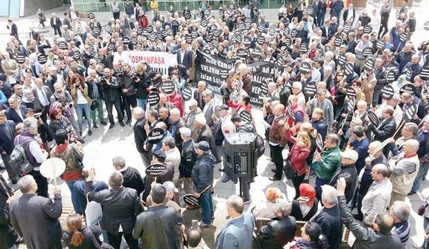 GOP Belediye Başkanı Hasan Tahsin Usta'dan avukatlara: Halkı toplantılarla neden bilgilendiriyorsunuz!
