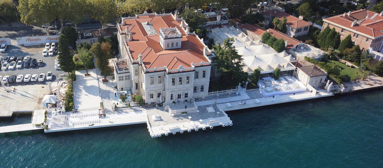 Ali Ağaoğlu'nun otel projesi İBB'ye takıldı