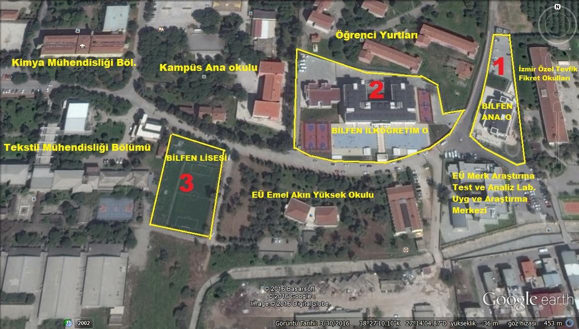 Ege Üniversitesi yerleşkesi rant alanı oldu: Özel okul inşaatları yükseliyor!