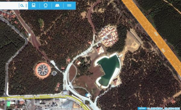 Böyle Olur AKP'nin Central Parkı: Ormanı Katlederek Park Yapmışlar!