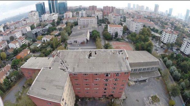 Etiler'deki Polis Okulu arazisine bilirkişi itirazı: Otel olması kamu yararına aykırı