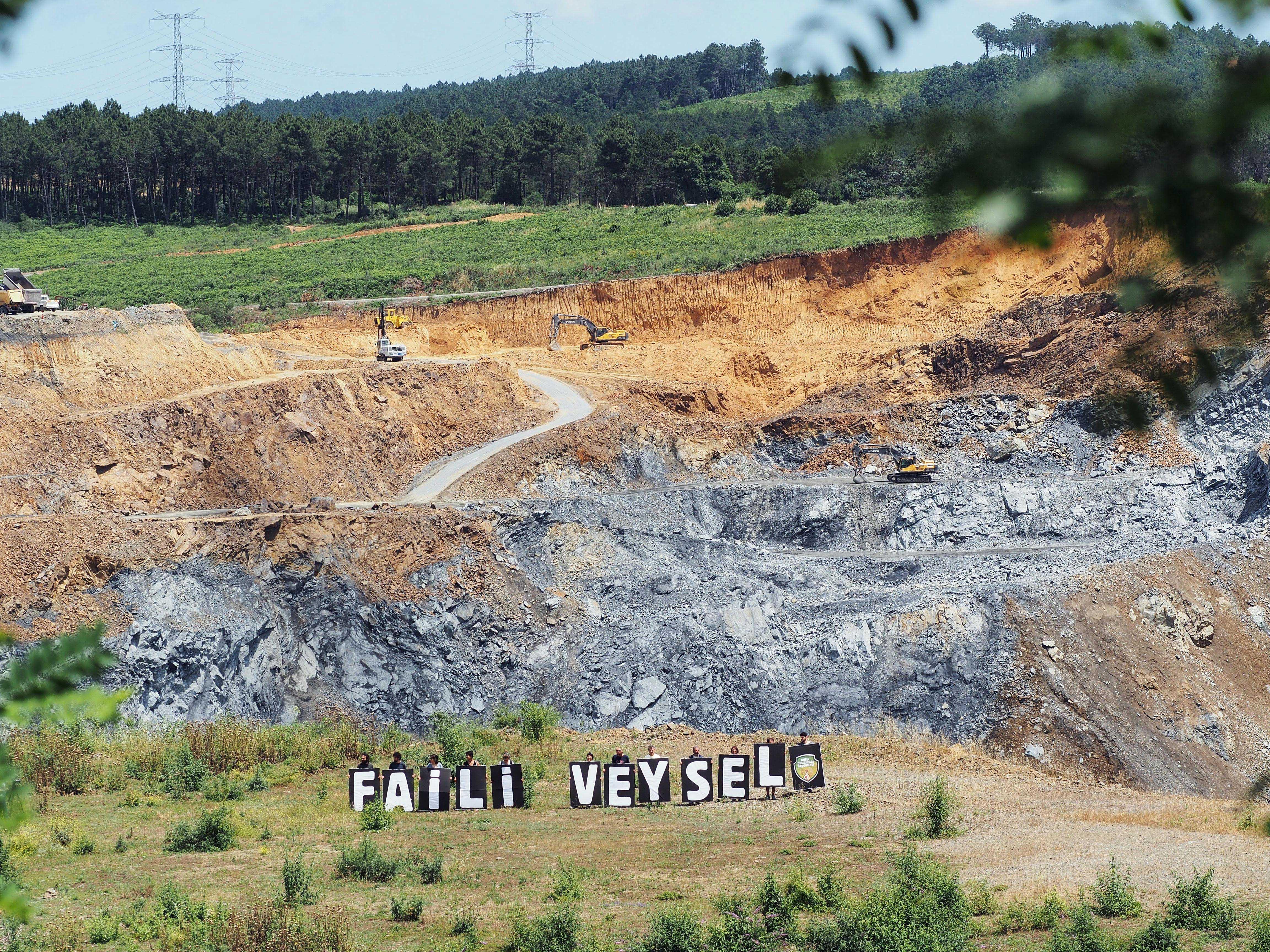 Dünya Çevre Günü'nde KOS'tan çevre katliamının faillerine mesaj