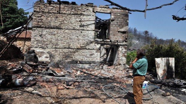 Antalya'da yangın göz göre göre geldi: İhale Cengiz'e, kadro yandaşa