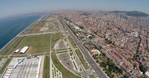 Tarihi Yarımada'nın şeklini bozmuştu: Yenikapı dolgu alanı 'plansız' kaldı