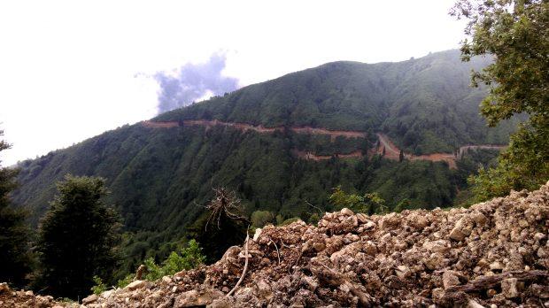 OHAL sonrası talan hızlandı: Sıra Artvin'de