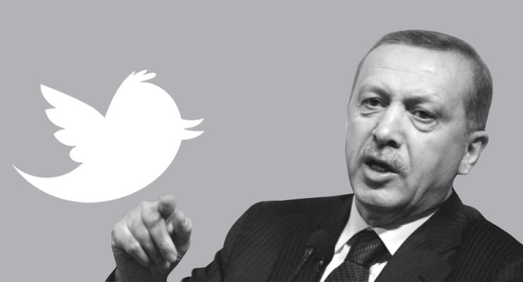 Erdoğan: Twitter'a falan hepsine karşıyım