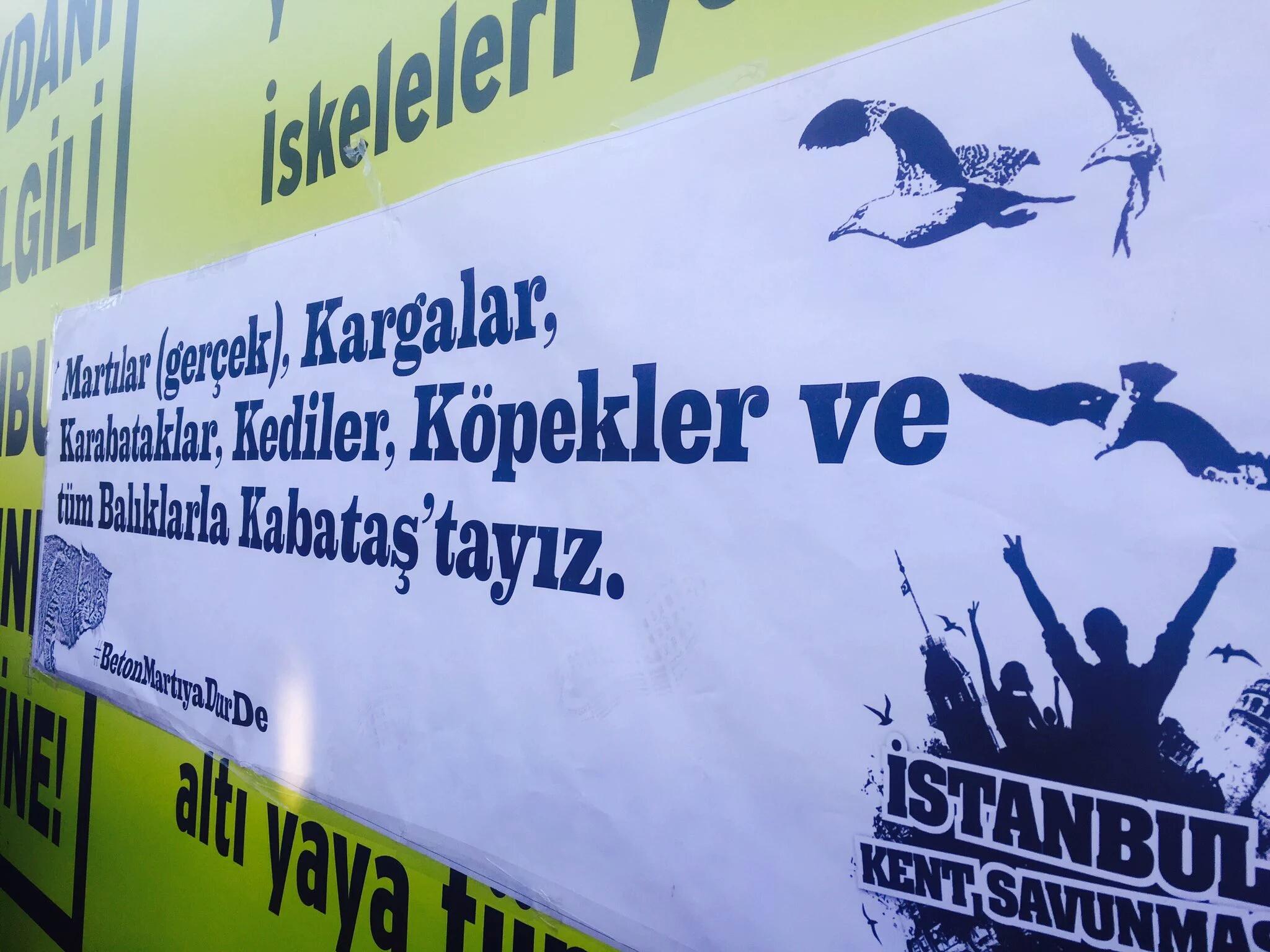 """İKS'den İBB'nin """"provokasyon"""" açıklamasına cevap: """"Kentlileri perişan etme hakkını nereden buluyorsunuz?"""""""