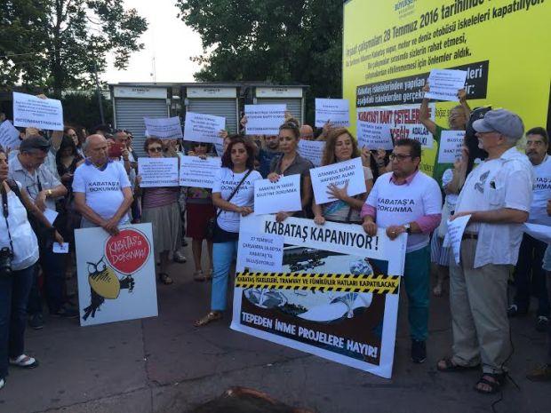 Kabataş Martı Projesi: Betona karşı yaşamı savunmak gerek