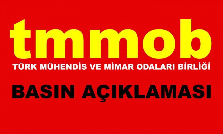 TMMOB: Ne darbe, ne dikta, yaşasın bağımsız, demokratik Türkiye!