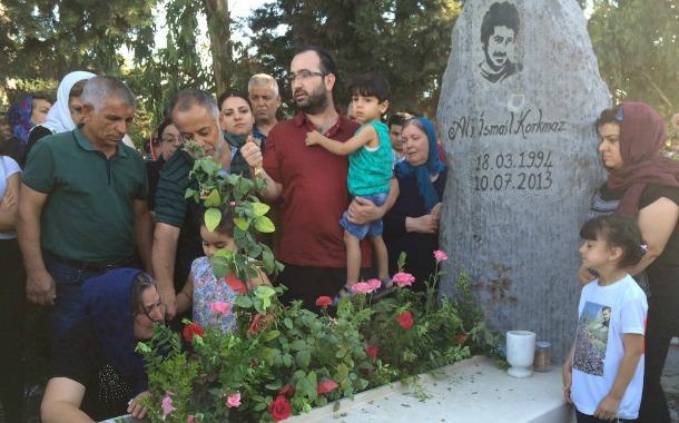 #AliİsmailKorkmaz ölümünün 3. yılında anıldı: Düşlerimizde özgür dünya