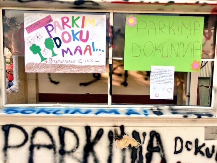 Beşiktaş'ta doğal sit statüsündeki yeşil alana inşaat tehdidi: Mahalleli ayakta