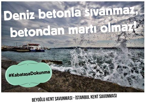 İstanbul Kent Savunması: Yine oldubitti, yine ulaşım projesi kılıklı ucube!