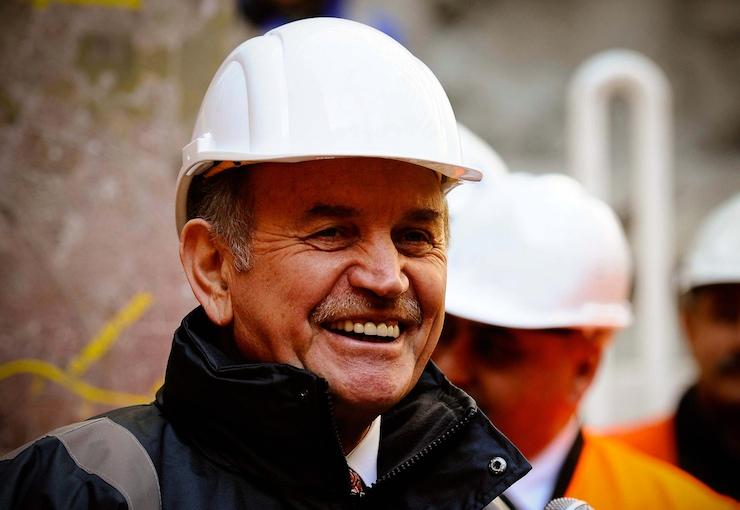 Topbaş'tan 'müjde': Topçu Kışlası da, Kabataş Meydan Projesi de yapılacak