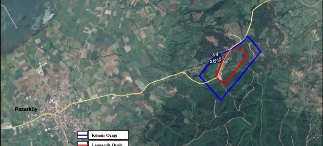 Çanakkale'de Çınarköy ve Pazarköy mevkilerinde maden ocağı için ÇED süreci başladı