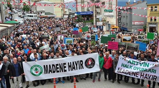 Yeşil Artvin Derneği: Önceki karar onandı, mücadele sürüyor