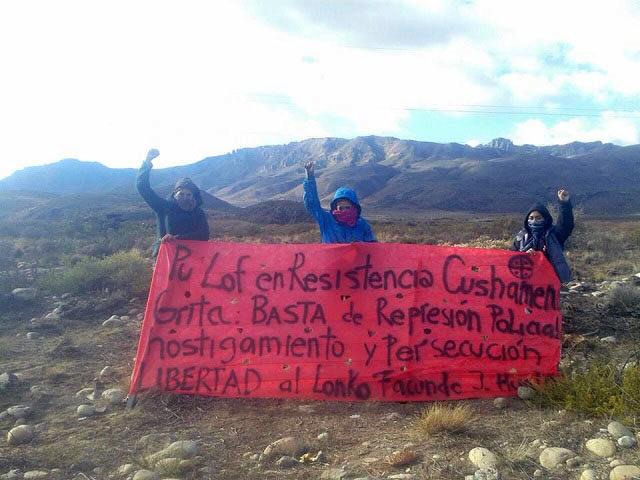 Arjantin: Mapuçe Halkı Toprakları İçin Benetton Şirketine Direniyor