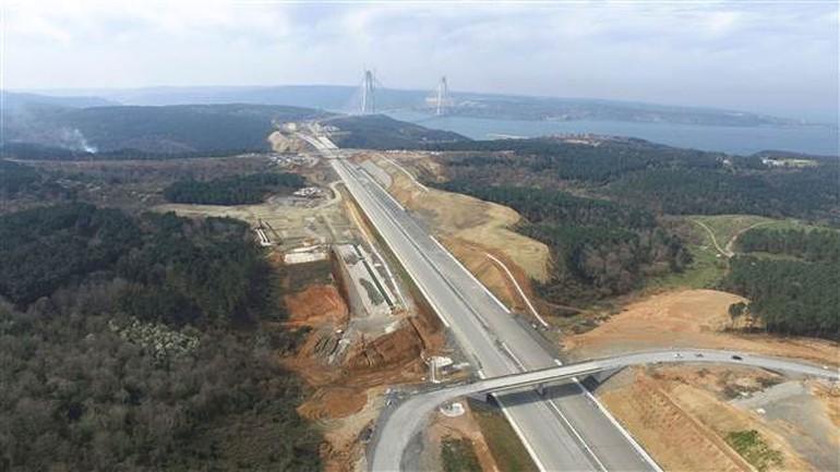 """3. köprü dahil tüm """"mega projeler"""" için milyar dolarlarca finansman halkın cebinden çıkıyor"""