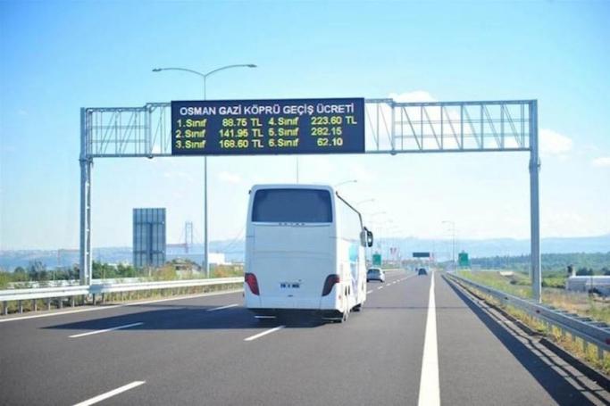 Bütün memleketin maliyetine ve zararına ortak olduğu yapı: Osmangazi Köprüsü
