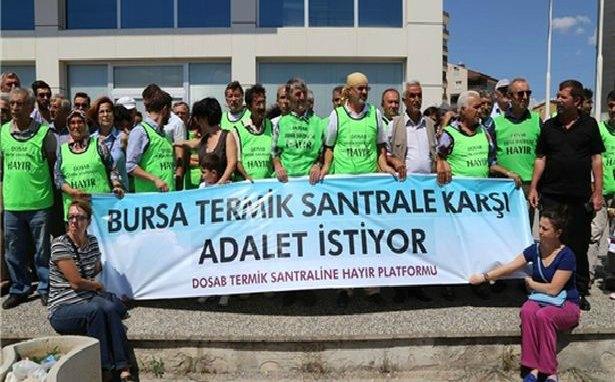 Acil çağrı: Bursa'nın nefesi kesilmesin! İnternet'ten itiraz için son 1 gün!