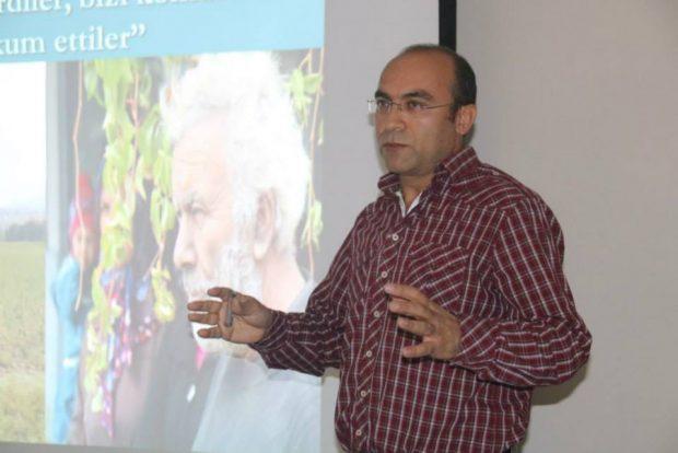 """Özer Akdemir: """"Çevre mücadelesini yürütecek olan köylülerdir, halktır"""""""
