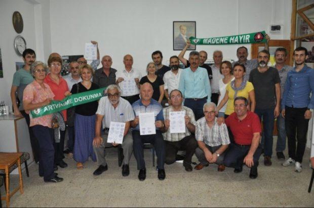 Yeşil Artvin Derneği'nden Trabzon Valisi Yavuz'a tepki