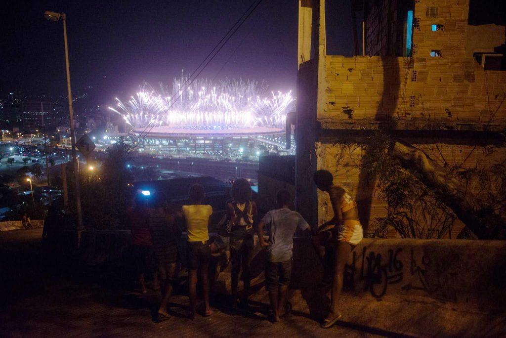 Rio 2016 Olimpiyat Oyunları: Dışla/nma Oyunları (1)