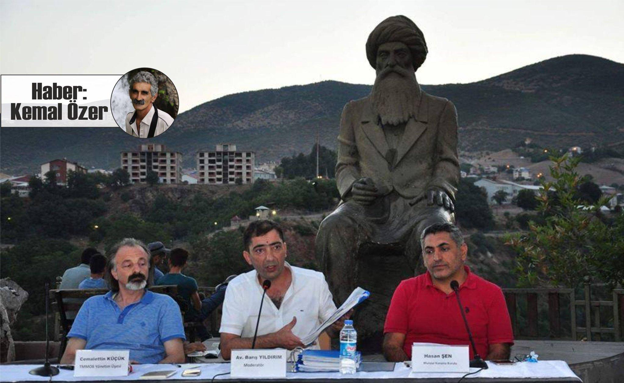 Dersim'de Ekolojik Tahribat