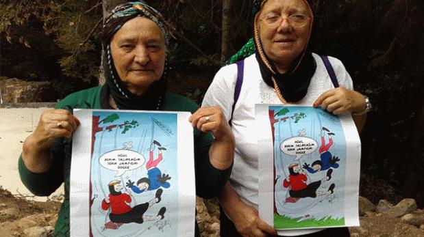 Fırtına İnisiyatifi: Palovit'teki inşa girişimleri istisnasız durdurulmalıdır