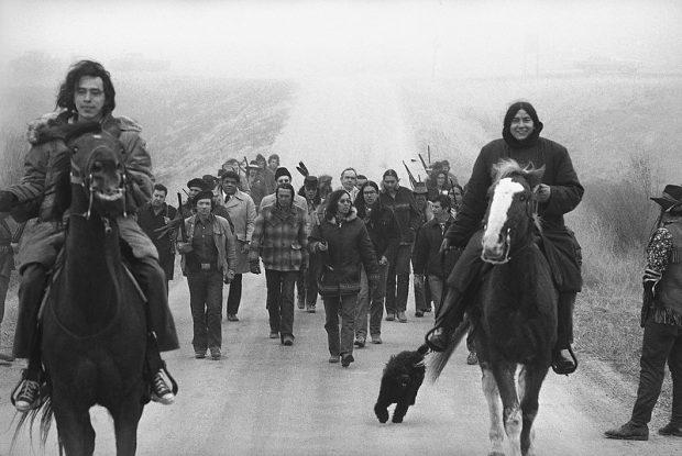 Dakota petrol boru hattı üzerinden direnişin tarihi ve geleceği