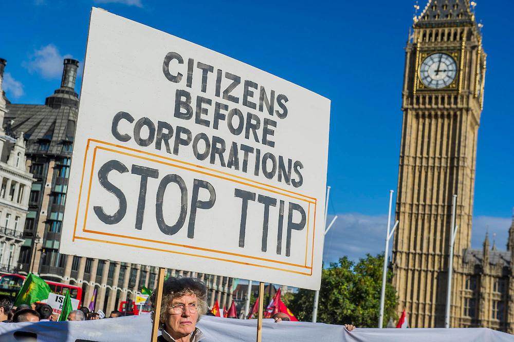 TTIP'yi istemiyoruz