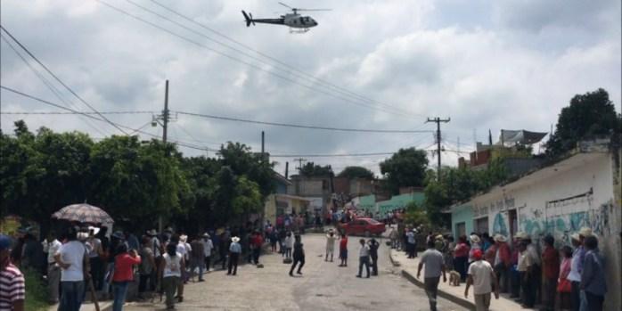 Meksika: Köylüler Su Kaynaklarını Korumak İçin Nöbette