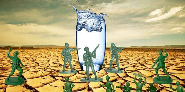 Yeşil devrim sürecinin kaçınılmaz sonucu: Su kıtlığı