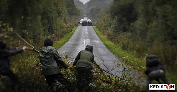 Fransa'dan ZAD Savunma Çağrısı