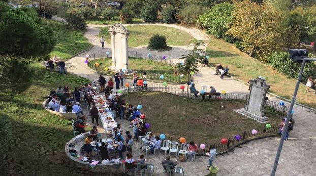 Ihlamur Parkı'nda yapılaşmaya yer yok, sıra kamulaştırmada