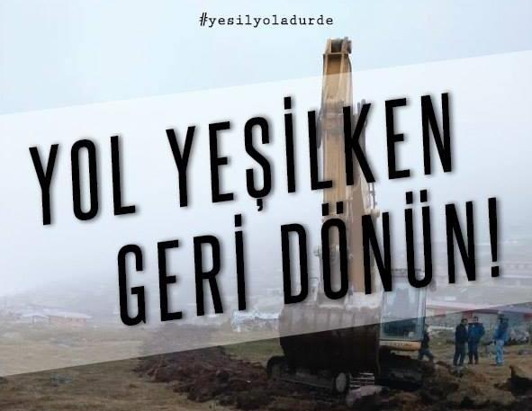 Fırtına İnisiyatifi, 13 Ekim Perşembe akşamı Yeşil Yol'a karşı Kadıköy'e çağırıyor