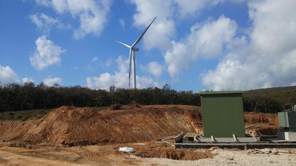 Bursa'da 12 adet rüzgar tribünü için 12 bin metrekare orman yok edildi!