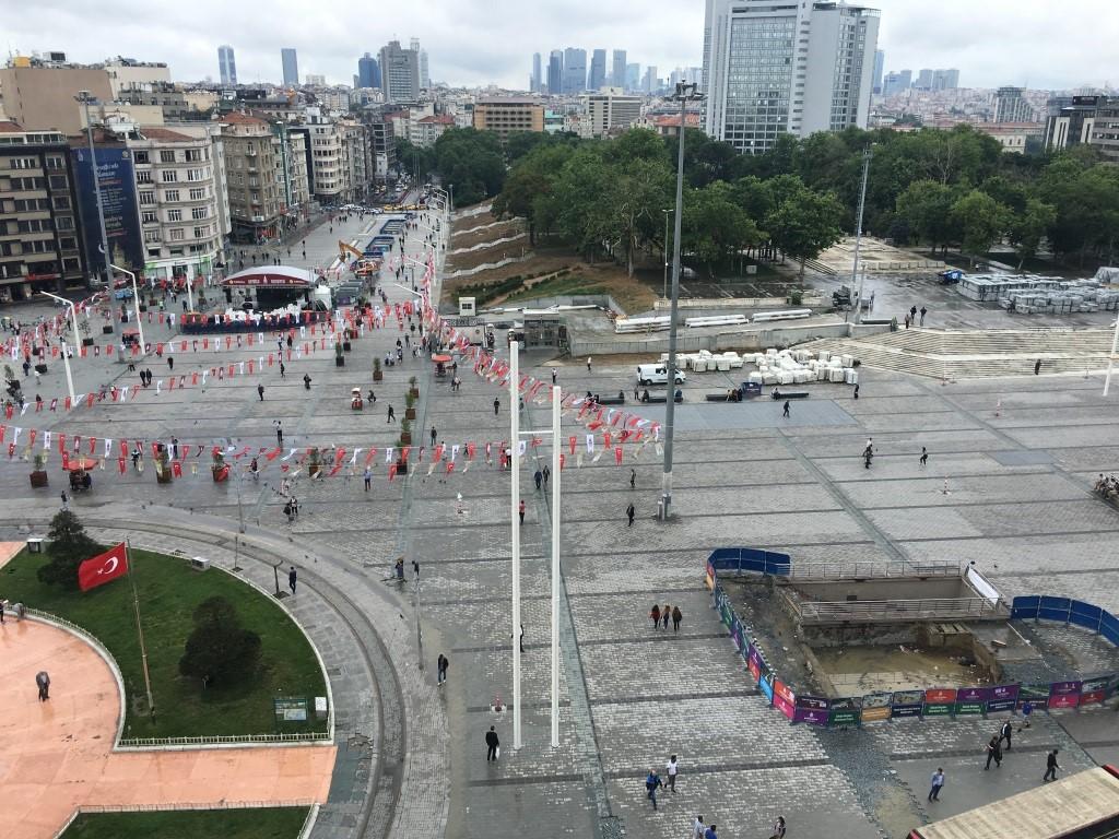 Bir meydanın dramı: Taksim Meydan Projesi