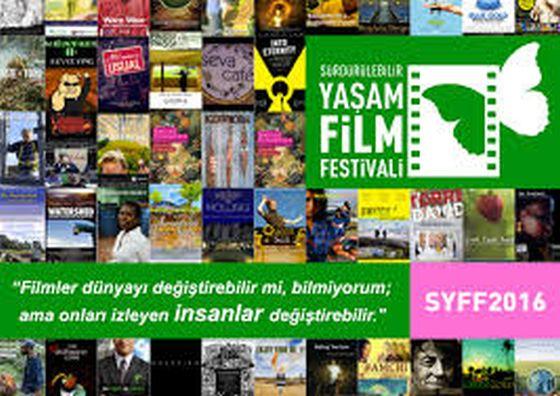 Sürdürülebilir Yaşam Film Festivali bu sene 18-20 Kasım tarihlerinde