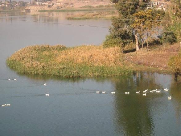 Gölbaşı Gölü yok oluyor