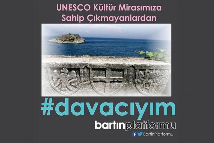 'UNESCO listesindeki Amasra'ya termikten #davacıyım'